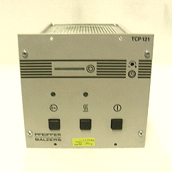 TCP 121 f. 2-ph Pfeiffer Turbopump Rep./Exchange