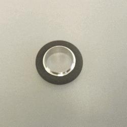 KF Centering Ring w O-Ring Alu/Viton DN 16