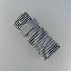 Stopper coupling for water connection