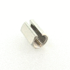 Graphp. Std. Nut with Slit, SW7, Thread M6, pk1