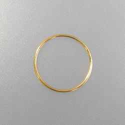 Gold gasket OD=19.5mm, ID=17.5mm, repair exchange