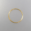 Gold gasket OD=19.5mm, ID=17.5mm, repair exchange