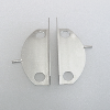 X-lens plates #4 (pair) MAT90/95