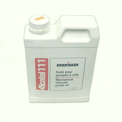 Alcatel Adixen A 111 Forevacuum pump oil, 2L