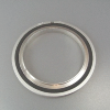 Trapped Cent. Ring w. O-Ring stainl./Viton DN 100