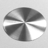 Membrane, stainl. steel, diameter=21.20mm
