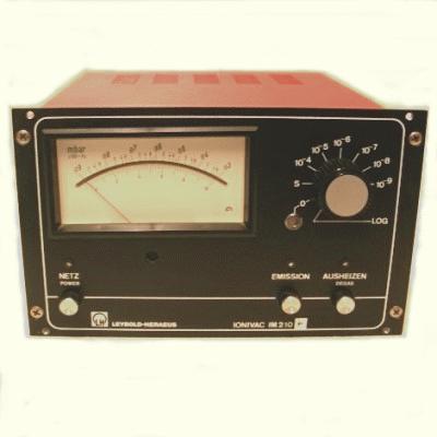 IM210F ion gauge control unit f. MAT 8200, Rep./Exchange