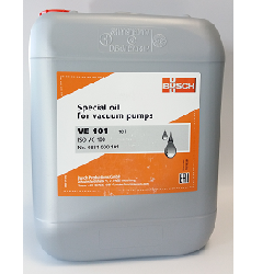 Vakuumpumpenöl VE101 ISO VG 100, Synth., 10L