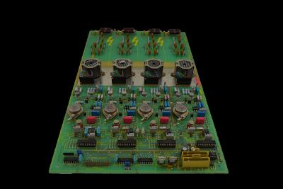 Lens Supply-N  Board
