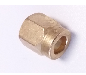 Union Tee Spare - Nut Only for 1352880 Water Kit DFS