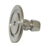 "KF Swagelok compatible Adaptor DN16 to 1/4"", stainl. steel"
