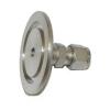 "KF Swagelok compatible Adaptor DN 40 to 1/4"", stainl. steel"