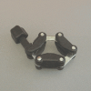 KF Chain Clamp DN16, Plastic, max. 60 Grd C