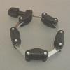 KF Chain Clamp DN50, Plastic, max. 60 Grd C