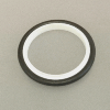 KF Centering Ring w O-Ring PTFE/EDPM, DN 40