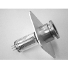 Ion gauge, mini, with DN16KF f. 342001/2