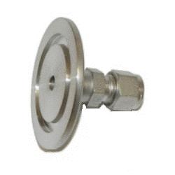 KF Swagelok compatible Adaptor DN 40 to 22mm, stainl. steel