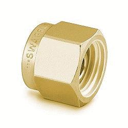 "Plug 1/8"", Brass"