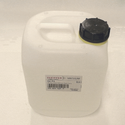 (PK001107-T) Pfeiffer®  P3 Forevacuum pump oil, 5L