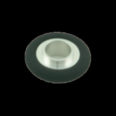 KF Centering Ring w. O-Ring Alu/Viton DN 10