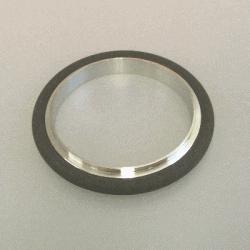 KF Centering Ring w O-Ring Alu/Viton DN 50