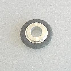 KF Red. Centering Ring DN10/16, 303 SS/Viton