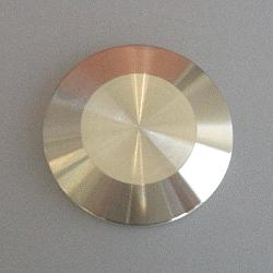 KF Blank Flange DN 50, stainl. steel