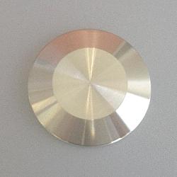 KF Blank Flange DN 50, Aluminium