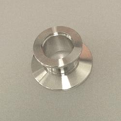 KF Reducer DN 40/25, stainl. steel, 40 mm long