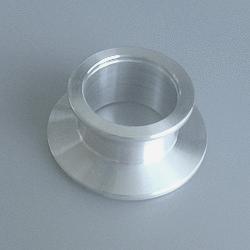 KF Reducer DN 50/40, stainl. steel, 40 mm long