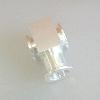 KF small Tee DN25, Aluminium