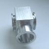 KF small Tee DN40, Aluminium