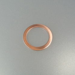 Copper Gasket CF-DN35/40, Set=10