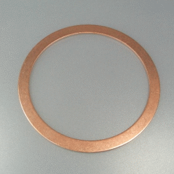 Copper Gasket CF-DN160, Set=5