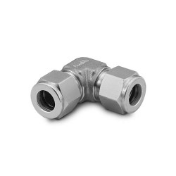 "Union Elbow 1/8"", stainl. steel"