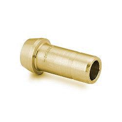 "Port Connector 1/4"", Brass"