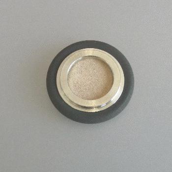 KF Centering Ring DN25 w. bronze filter