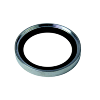 KF Trapped Cent. Ring w O-Ring Alu/EPDM DN 10-16