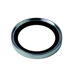 KF Trapped Cent. Ring w O-Ring Alu/EPDM DN 20-25