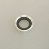KF Trapped Cent. Ring w O-Ring Alu/Viton DN 10-16