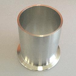 KF Tubulation DN 50, Tube OD 57x58mm long, 304SS