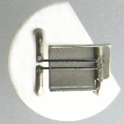 Repair rhenium double filament for ITD, ITS, Magnum, Saturn