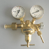 Gas Pressure Regulator for combustible gases, Hydrogen, Meth