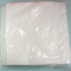 Cotton cleaning cloths 230 x 230mm, 100/pk