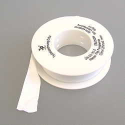 PTFE Tape 0.1mm x 10mm x 12m