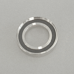 Outer Cent. Ring stainl. w. Inner Ring DN 25