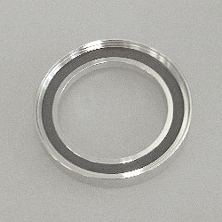 Outer Cent. Ring stainl. w. Inner Ring DN 40