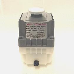 Oil mist and odour filter EMF10