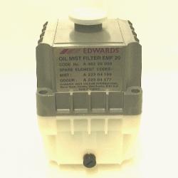Edwards oil mist and odour filter EMF20