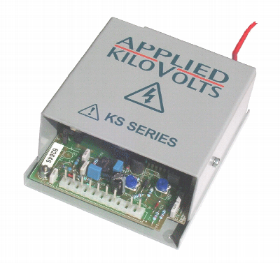 Applied Kilovolts Power Supply 100V-10kV / neg